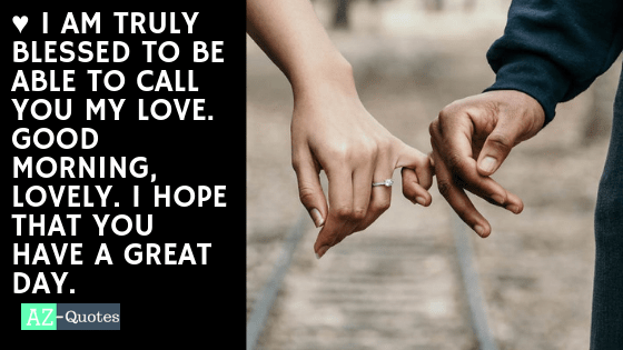 Cute Good Morning Love Messages for Girlfriend or Boyfriend