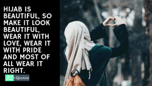 quotes on hijab