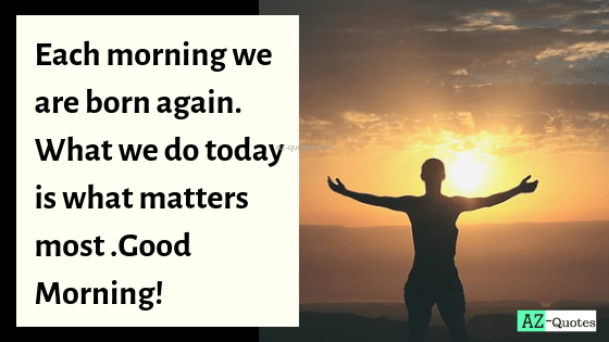 Good Morning Messages for Your Loved One | Az-Quotes