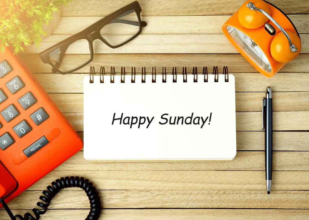 good morning enjoy sunday images