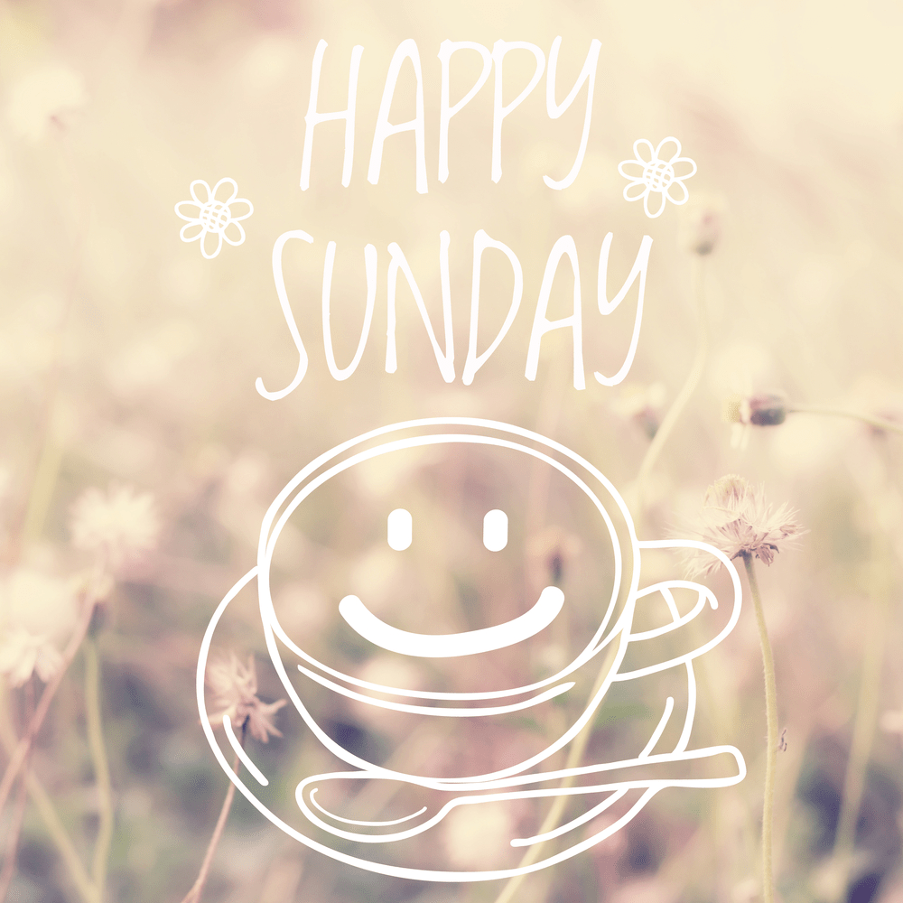 good morning happy sunday images hd
