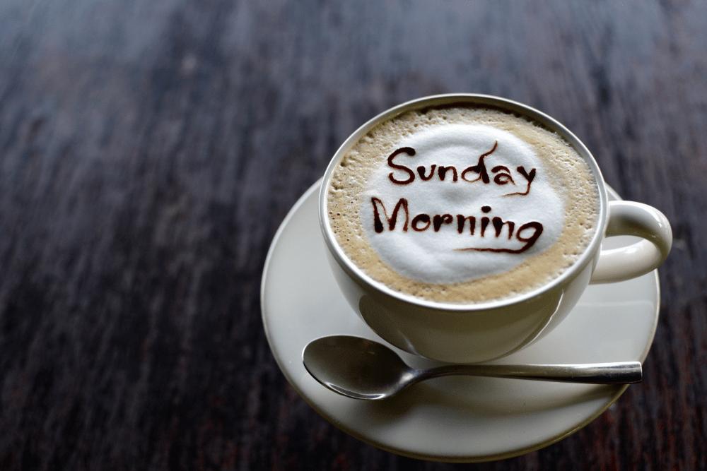 images good morning sunday