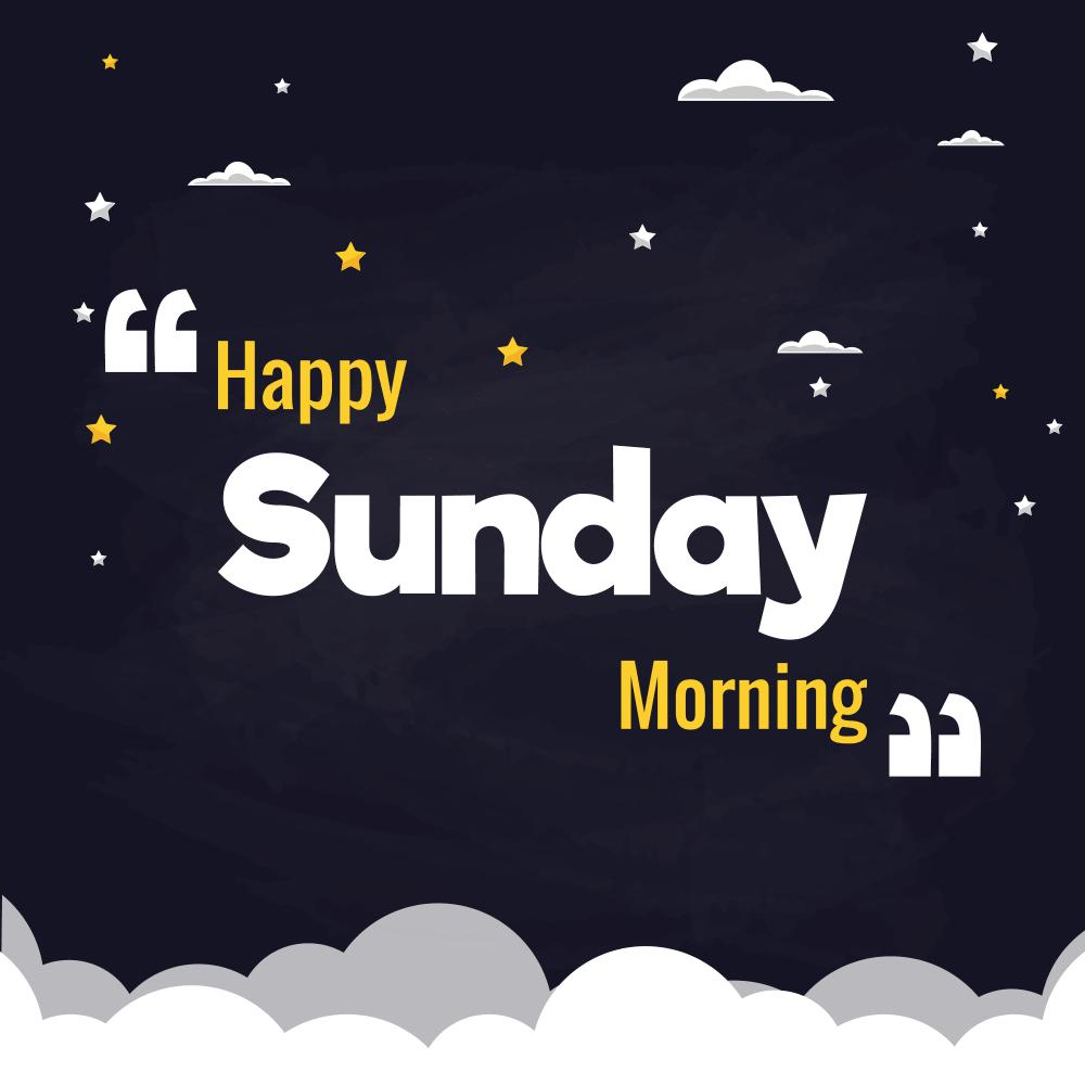 new good morning sunday images