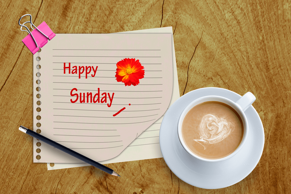 sunday good morning wishes images