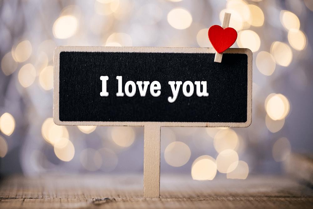 beautiful i love you