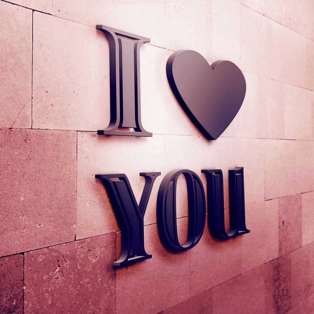 free animated i love you images