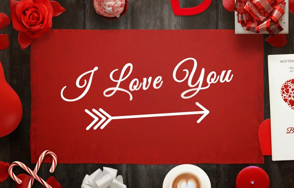 i love you greetings