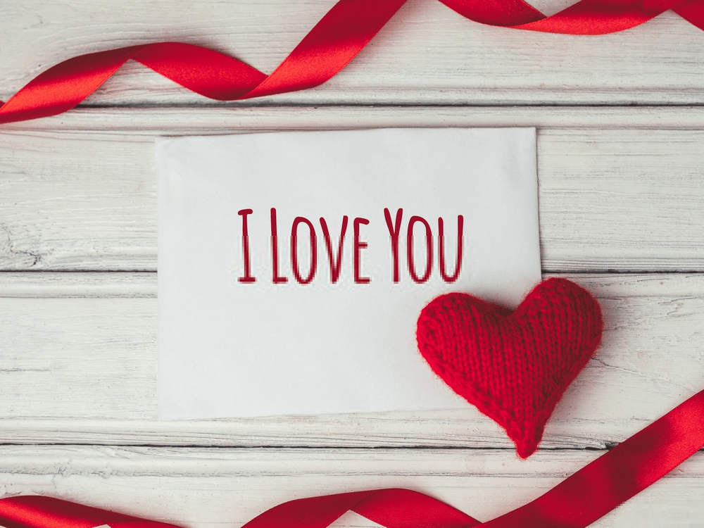i love you images with quotes in english