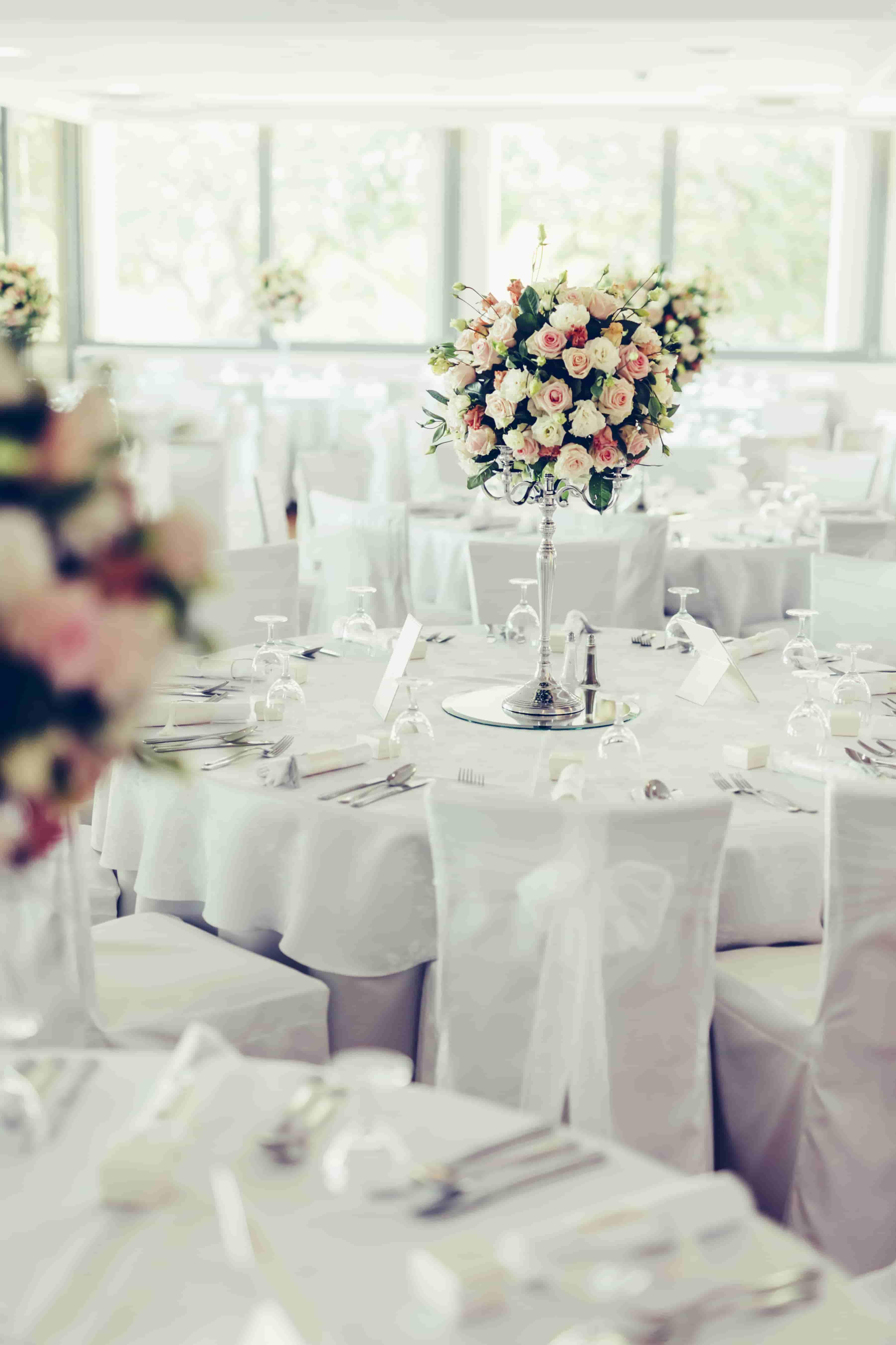 Beautiful wedding rose image