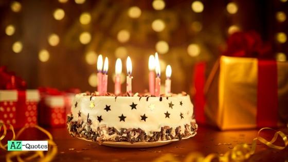 image of beautiful birthday cake